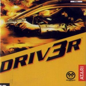 DRIVER 3 - PS2