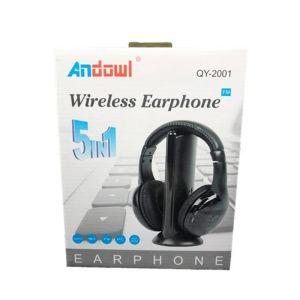 Ασύρματα ακουστικά Andowl QY-2001 5 σε 1