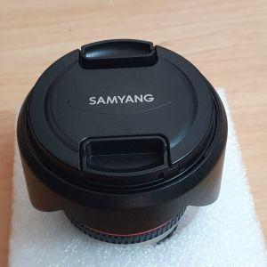 Samyang 12mm f/2.0 NCS CS (Micro Four Thirds (MFT) Black