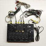 Μίκτης στερεοφωνικός 4 καναλιών Μαύρος BETTER  MPX 5000.