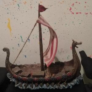 Διακοσμητικό καράβι των Βίκινγκ