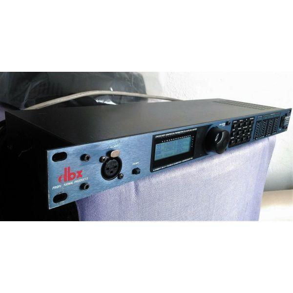 DBX epexergastis ichou Driverack PA Compressor Limiter Gate