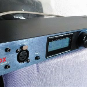 DBX Επεξεργαστής ήχου Driverack PA Compressor Limiter Gate