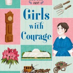 βΙΒΛΙΟ ΠΑΙΔΙΚΟ 9-12 -κοριτσια με θαρρος-Girls with Courage-USBORNE