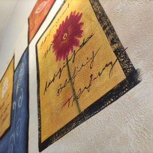 Πίνακας σε καμβά 60x90 cm