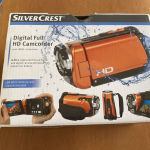 SilverCrest Ψηφιακή Βιντεοκάμερα Full HD