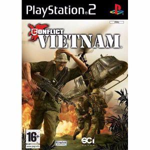 PS2 Game -CONFLICT VIETNAM