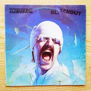 SCORPIONS - Blackout (1982) Δισκος Βινυλιου - Hard Rock