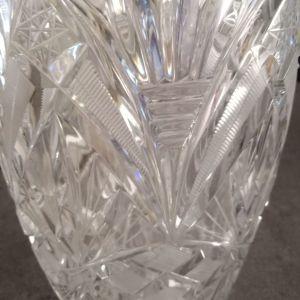 Βάζο κρυσταλινο