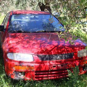 Mazda 323 gia antalaktik;a