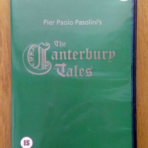 The Canterbury Tales dvd