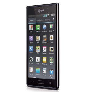 LG Optimus L7 P700 3G Wi-Fi 4GB Μαύρο