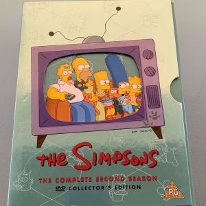 The Simpsons 2ος κύκλος