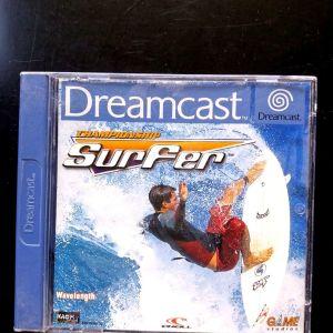Surfer Championship Dreamcast game