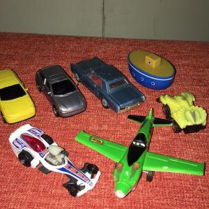 7 διαφορά αυτοκινητακια