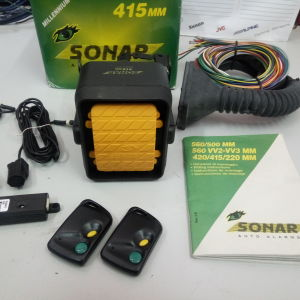 SONAR 415MM ayto alarm made in italy (ΠΡΟΣΦΟΡΑ ΔΩΡΕΑΝ ΤΟΠΟΘΕΤΗΣΗ)