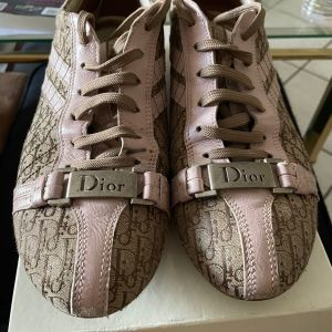 Dior women vintage sneakers 41.5 size