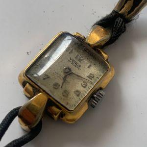 Venus Art Deco γυναικείο κουρδιστό ρολόι 1930