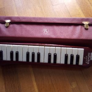 1950 vintage melodica κ φυσαρμόνικα Honner.