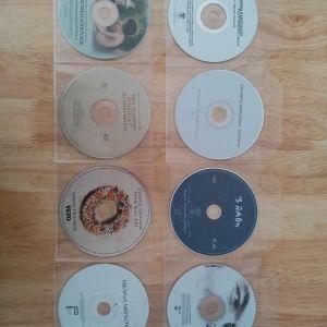 8 CD ΕΛΛΗΝΙΚΑ ΕΝΤΕΧΝΑ, ΛΑΪΚΑ