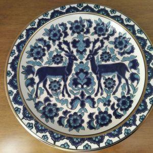 Πιάτο διακοσμητικό από την Ρόδο