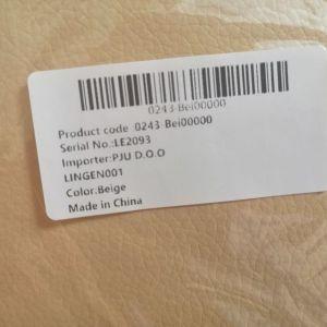Αδιάβροχο και ανθεκτικό υλικό με όψη γνήσιου δέρματος για την επισκευή δερμάτων! Καινουργια -2 σετ.