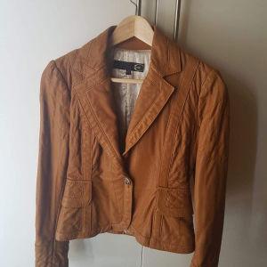 Δερμάτινο παλτό  Cavalli - no. 40 αφόρετο