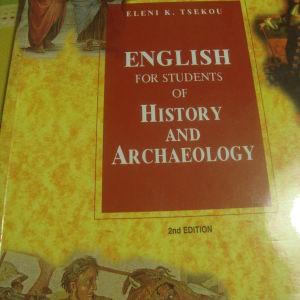 ELENI K TSEKOU. ENGLISH FOR STUDENTS