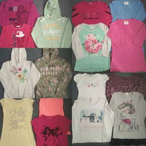 16 Κοριτσίστικες μπλούζες 10-12 χρονών