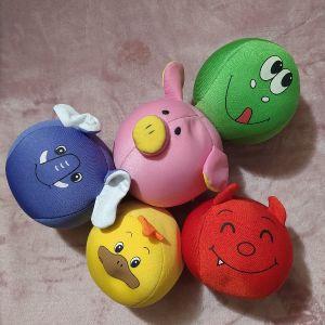 παιδικά παιχνιδια / μαξιλαράκια ζωάκια