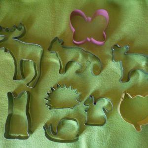 Κουπατ για μπισκότα σε διάφορα σχέδια