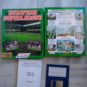 Amiga game European Superleague