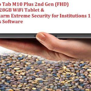 Lenovo Tab M10 Plus 2nd Gen (FHD) 4GB/128GB WiFi-IRON GREY & ZoneAlarm Extreme Security ΣΦΡΑΓΙΣΜΕΝΟ!