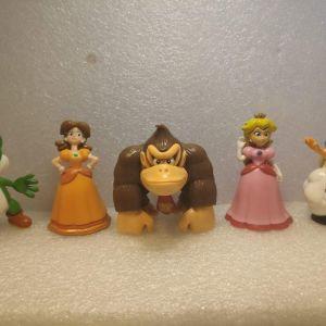Γνησιες Συλλεκτικες Φιγουρες Super Mario