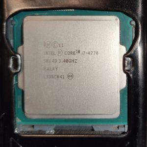 Επεξεργαστής i7 4770 socket 1150