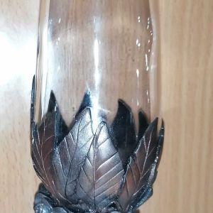 ποτήρια σαμπάνιας χειροποίητα διακοσμημένα