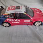 Citroen Xsara WRC Sebastien loeb 1:18 κλιμακα