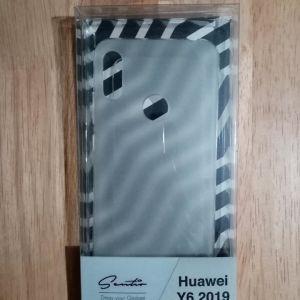 Θήκη Back Cover για Huawei Y6 2019 - Σιλικόνης Λεύ Θήκη Back Cover για Huawei Y6 2019 - Σιλικόνης Λεύκο