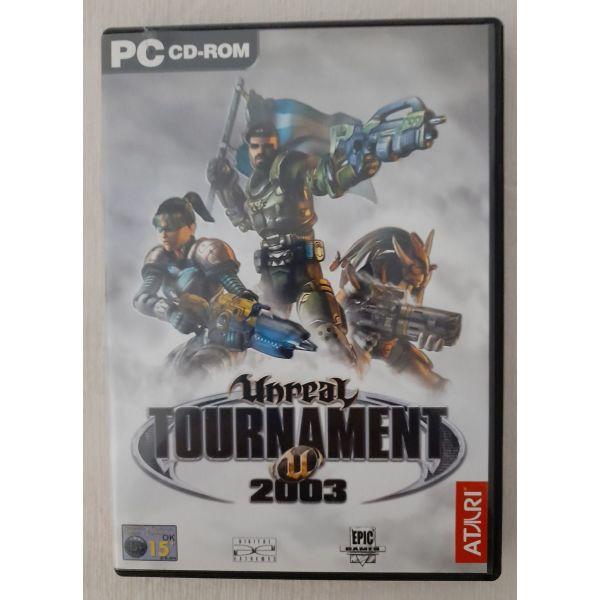 Unreal Tournament 2003 PC CD-Rom vinteopechnidi