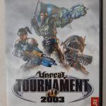 Unreal Tournament 2003 PC CD-Rom Βιντεοπαιχνίδι