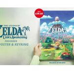 Zelda Link's Awakening συλλεκτική αφίσα poster