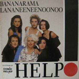 "BANANARAMA""HELP"" - MAXI SINGLE"