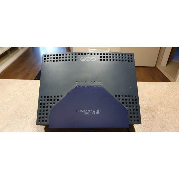 tilefoniko kentro Auerswald Compact 5010 VoIP