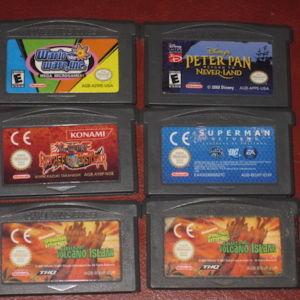 Game Boy Advance -6- game