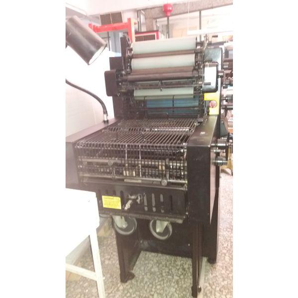 AB Dick 9810 XCS 1-Color Offset Press kod.30