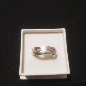 δαχτυλίδι ασημένιο 2