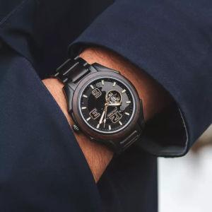 Holzkern αυτόματο ρολόι ολοκαίνουργιο!!!!
