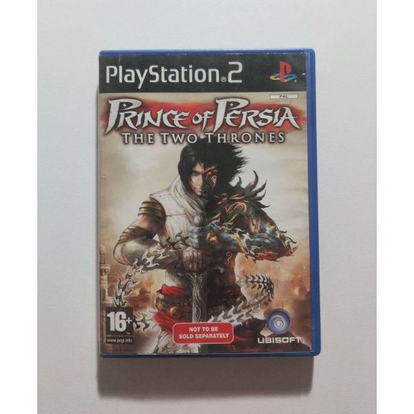 Prince Of Persia The Two Thrones PS2 (exeretiki katastasi)