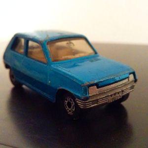 Vintage Μεταλλικό Αμάξι 1978 Matchbox No. 21  Renault 5TL