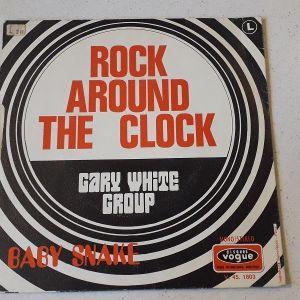Vinyl record 45 - Gary White Group